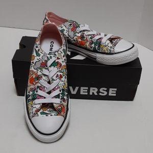 Converse CTAS OX girls shoes